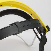 Arcvédő plexi pajzs (készleten)