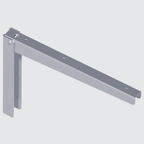 Element System Lehajtható fali konzol 38 cm, fehér