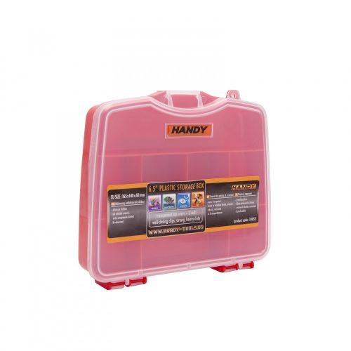 """Handy Műanyag tárolódoboz 6.5"""" (165x140x60mm)"""