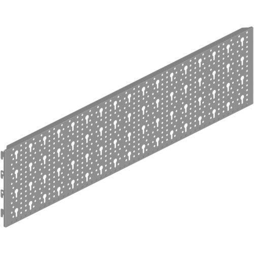 Element System Perforált lemez 800x200 mm,Alu/ezüst