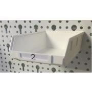 Element System Műanyag doboz fehér 2