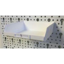 Element System Műanyag doboz fehér 3