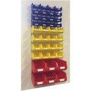 Horganyzott fali tartó MH-BOX-hoz (991x440) függőleges