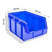 BULL 3, MH BOX 4-es Kék