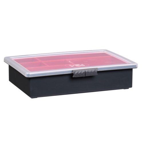 LINCE_301_1_Rendszerező doboz (6 tárolóval)