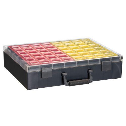 LINCE_331_100 rendszerező doboz (59 db tárolóval)