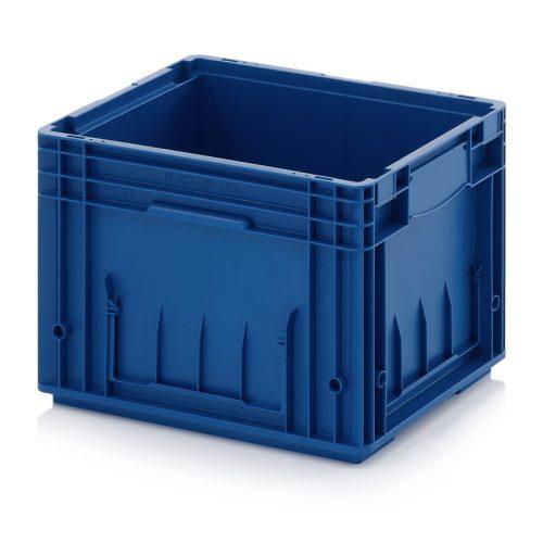 RL-KLT Láda (40x30x28cm) Szignál-kék