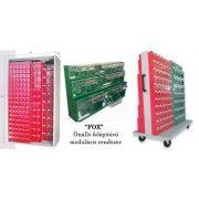 V406 FOX Kétoldalas billenőfiókos tárolórendszer