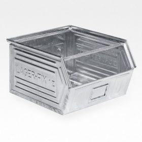 Fém tárolóláda (MH-box alakú)