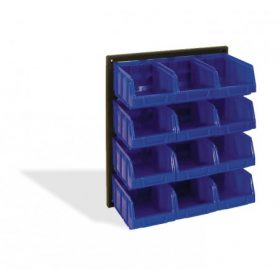 Műanyag fali tároló rendszer MH BOX