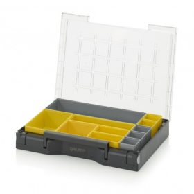 Szortiment dobozok 40 x 30 cm